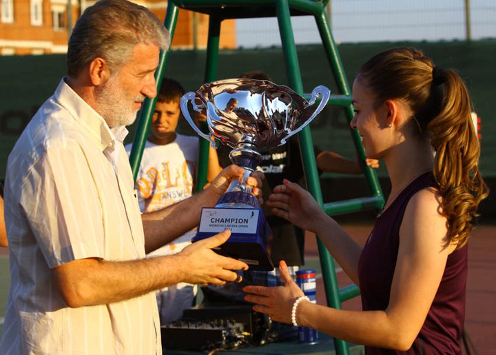 KOSOVO LADIES OPEN 2011