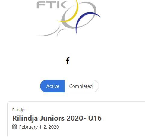 Rilindja Juniors U16 – 2020