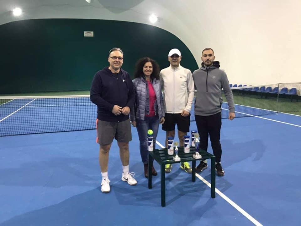 "Slobodan Petrović kampion i turneut ""Arena Seniors 2020"""