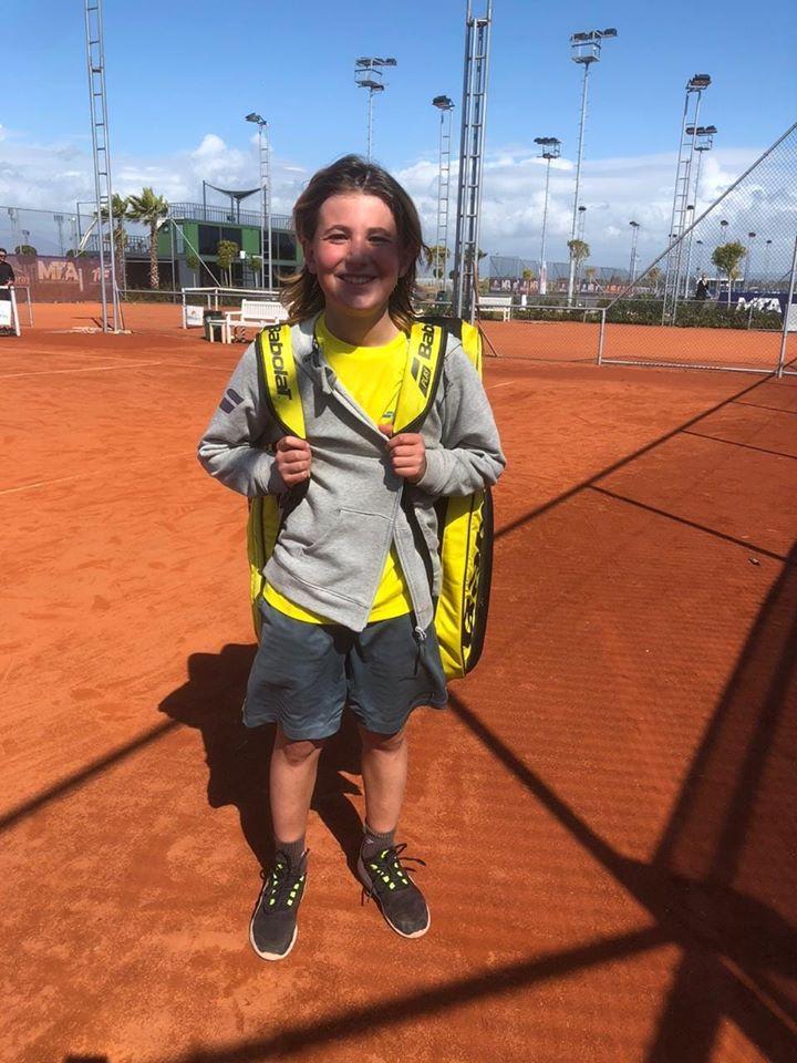Dasar Ymeri ka kaluar xhiron e dyte ne Mikom Open – U12
