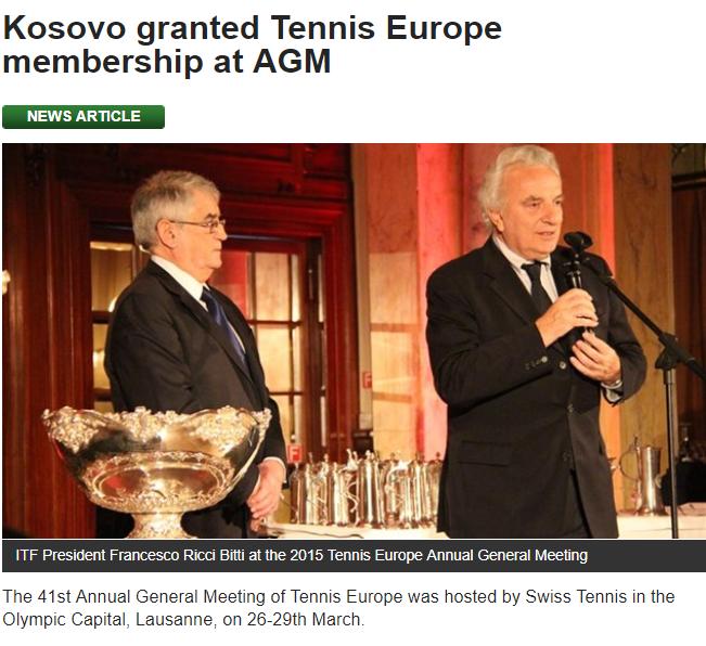 Sot behen 5 vite qe nga pranimi i FTK ne ITF/TE