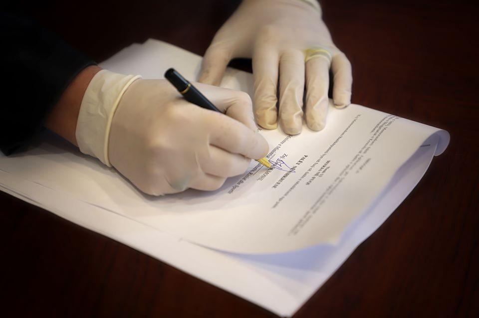 FTK ka nënshkruar memorandumin e bashkëpunimit me MKRS