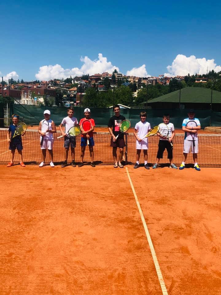 "Ka filluar turneu ""Mjeshtri& Rilindja Juniors 2020 – U12&U14"""